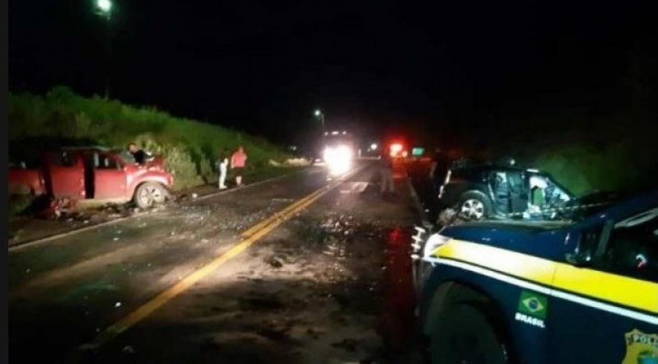 Família morre em acidente após revelar gestação de 2º filho a parentes no RS.