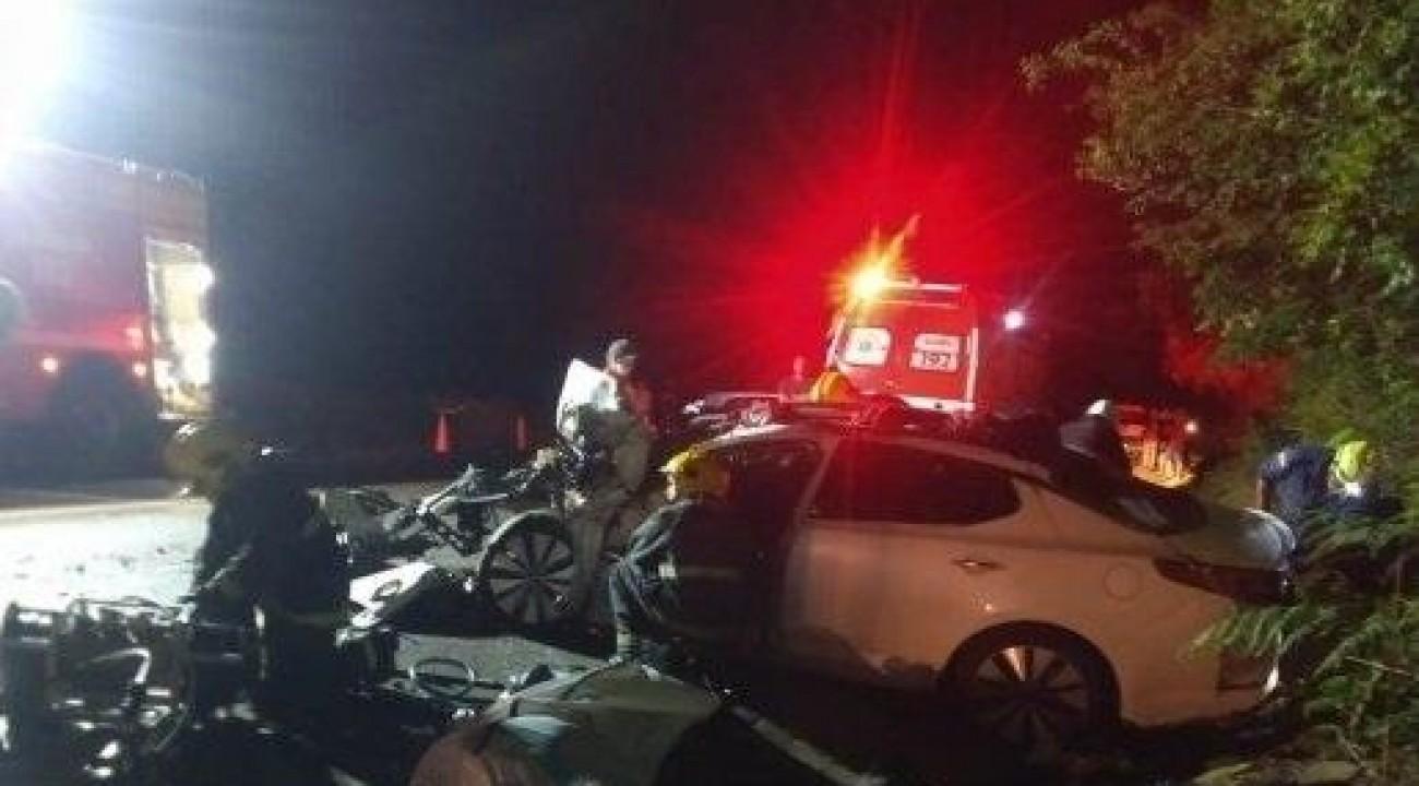 Identificadas vítimas que morreram em acidente envolvendo ônibus de SMOeste.