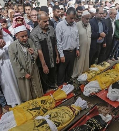 Israel afirma ter matado líder da Jihad Islâmica em bombardeio.