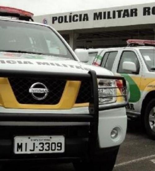 PMRv registra quatro acidentes nas rodovias estaduais do Oeste de SC.