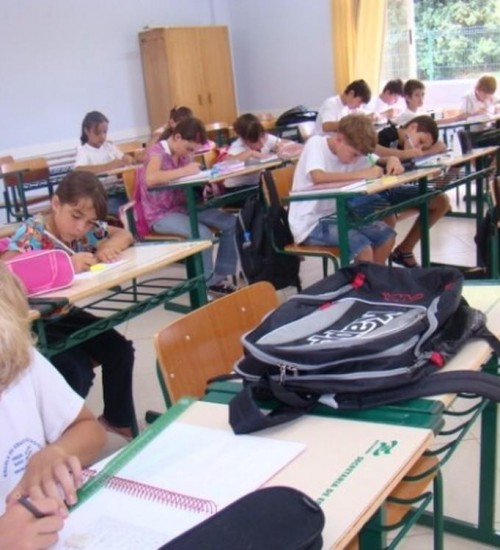 Rede estadual de ensino em Santa Catarina abre matrículas para novos alunos no dia 18 de novembro.