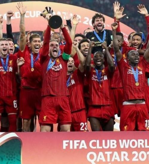 Liverpool faz gol na prorrogação, vence o Flamengo e conquista o Mundial de Clubes.