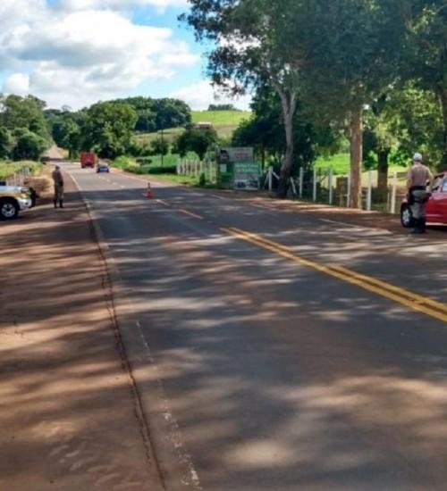 PMRV desenvolve operação salvando vidas nas rodovias do Oeste de SC.