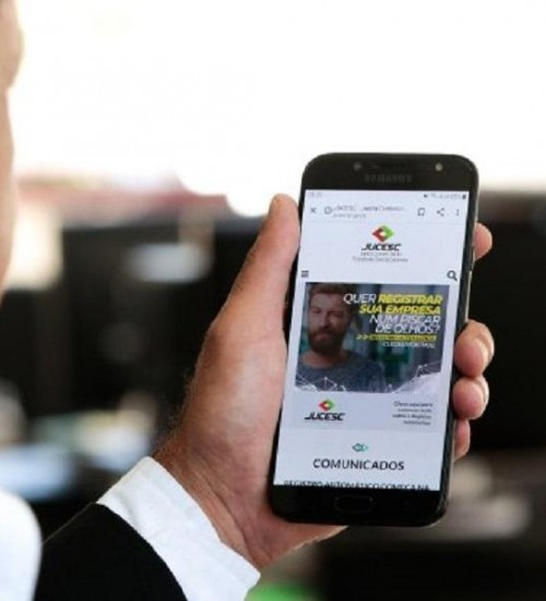 Registro Automático permite abertura de empresas em poucos minutos em Santa Catarina.