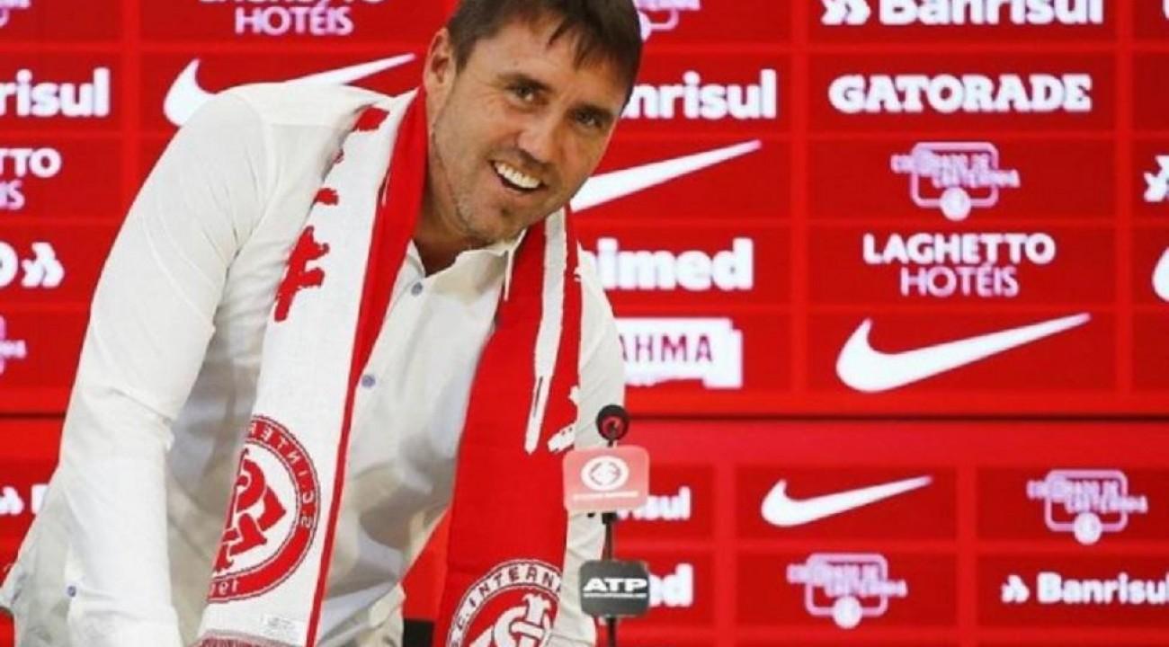 Vice do Inter sobre anúncio de reforços: