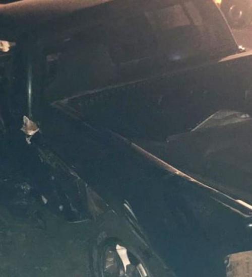 Cinco feridos em colisão na BR 163