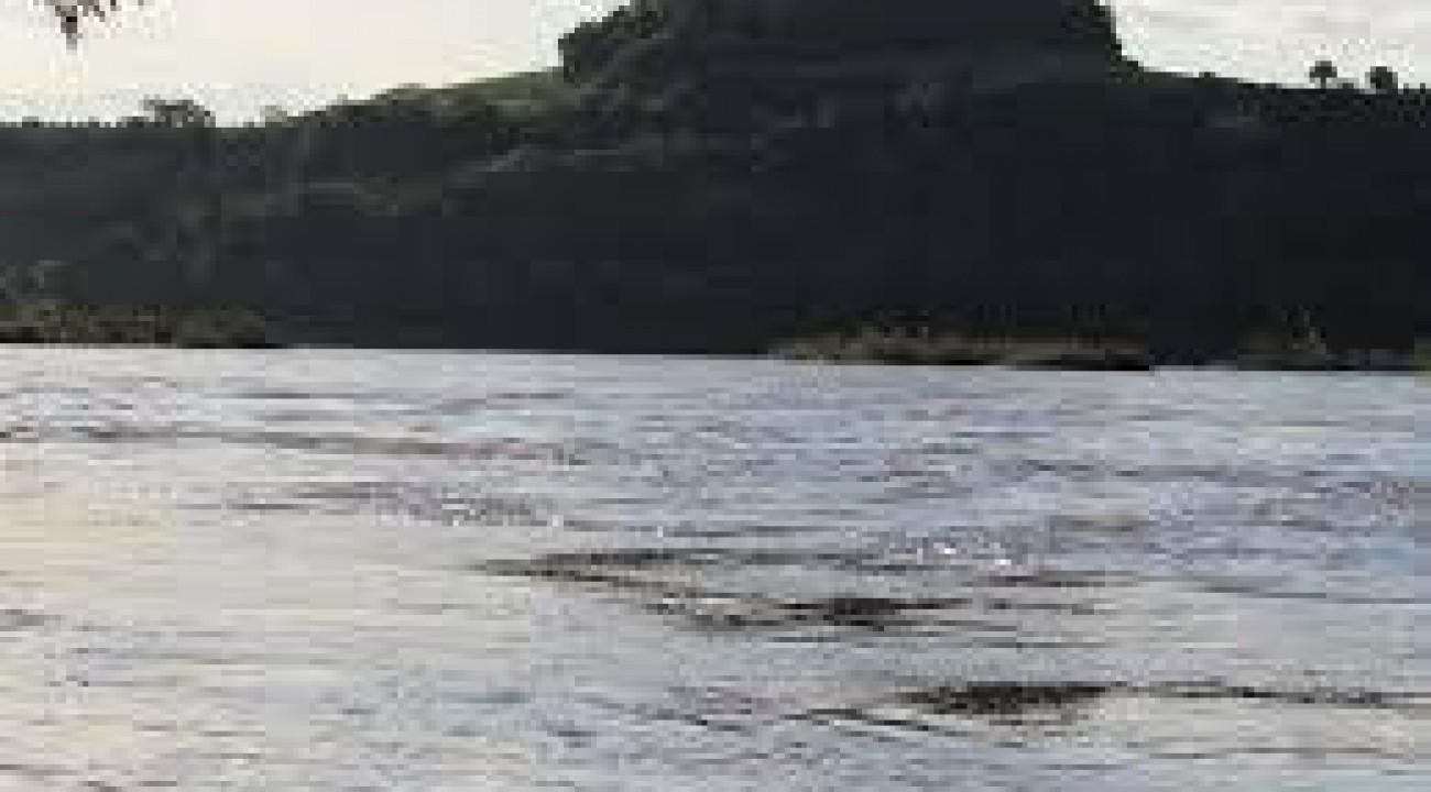Duas pessoas salvas de afogamento no Rio Uruguai