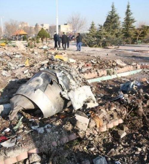 Governo do Irã admite que abateu avião ucraniano acidentalmente