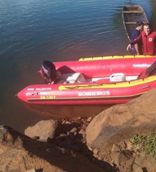 Homem morre afogado em Palmitos