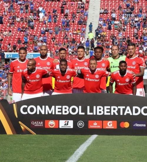 Conmebol confirma datas de jogos entre Inter e Tolima pela Libertadores.