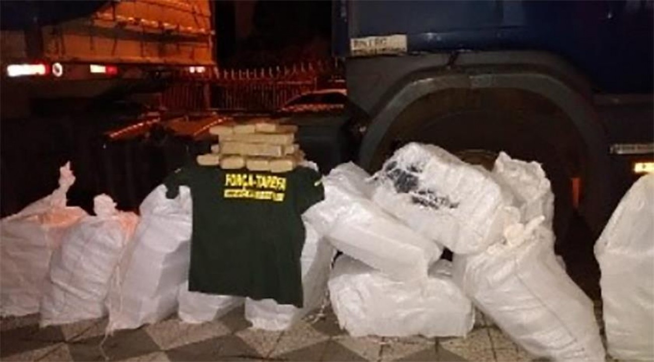 GAECO deflagra operação contra o tráfico de drogas na região.