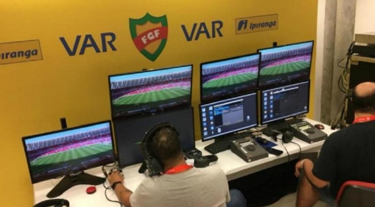 Gre-Nal da semifinal do primeiro turno do Gauchão terá VAR.
