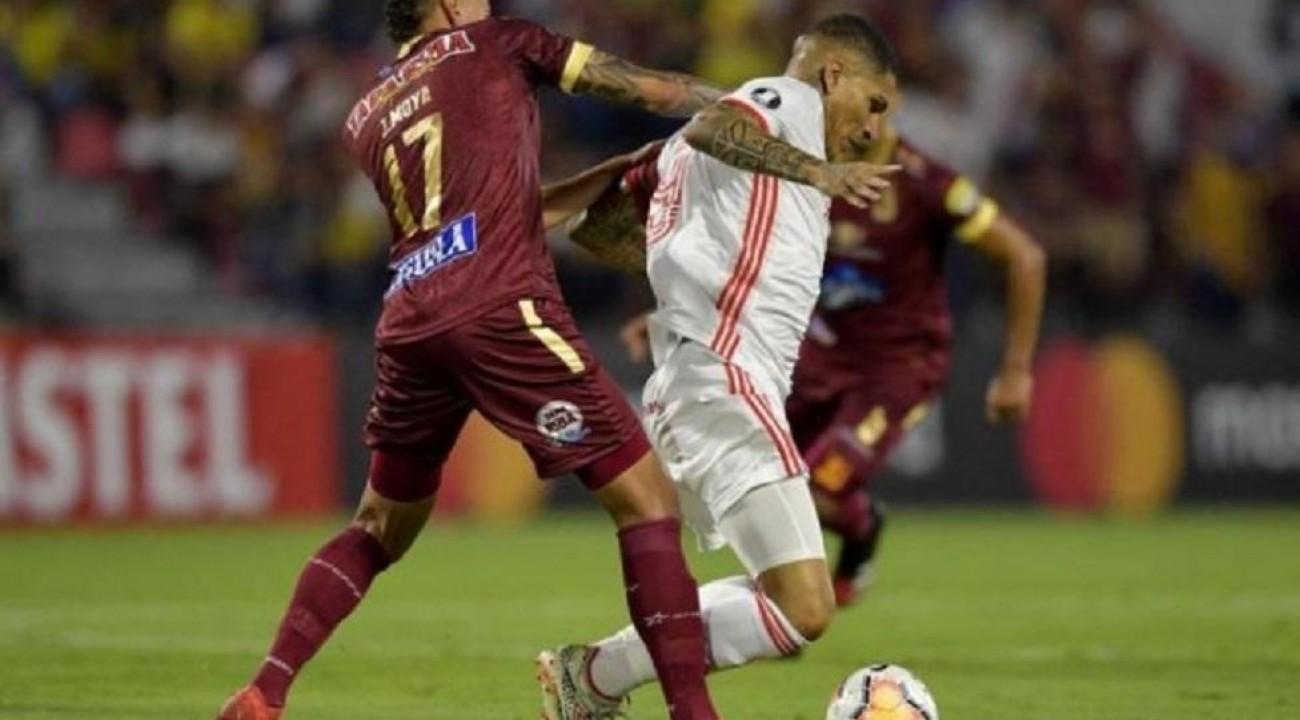 Inter empata sem gols com Tolima e decidirá vaga na fase de grupos no Beira-Rio.