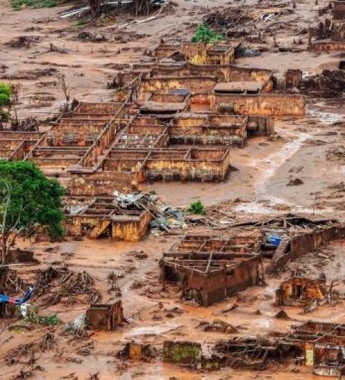 Tragédia de Mariana: Vale pagará US$ 25 milhões a investidores nos EUA.