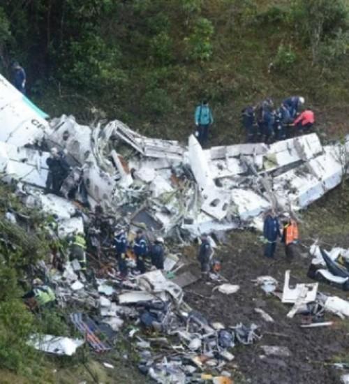 TRF-4 nega bloqueio de bens de seguradoras de empresa aérea envolvida no acidente da Chapecoense.