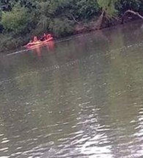 Adolescente de 12 anos morre afogado no Rio das Antas.