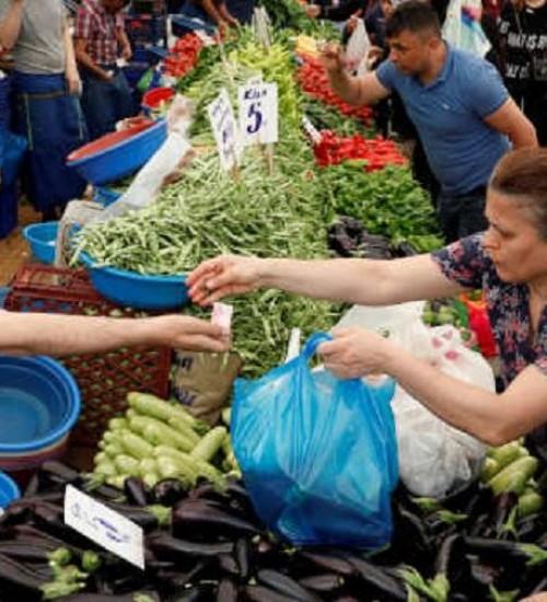 Governo fixa medidas para garantir a segurança alimentar da população.