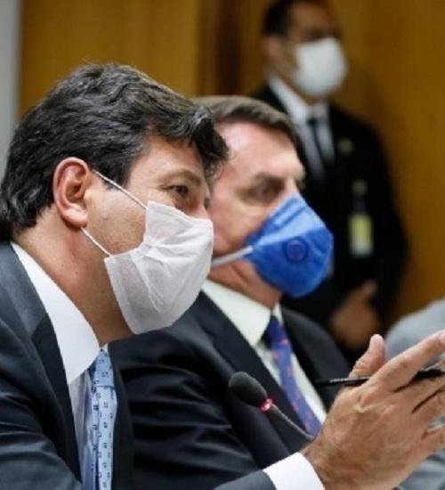 Ministro da Saúde sugere adiamento das eleições por conta do coronavírus: 'Vai ser uma tragédia'.