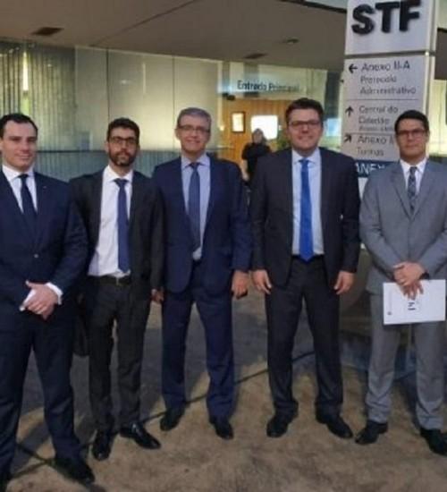 SC, RS e SP se unem para defender o recebimento de ICMS sobre gás canalizado da Bolívia.