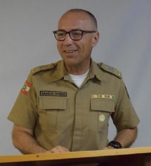 Coronel deixa Comando Geral da PMSC e assume Secretaria Nacional de Segurança Pública.