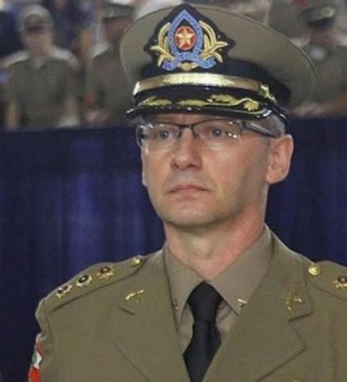 Coronel Dionei Tonet será o novo comandante Geral da Polícia Militar em SC.