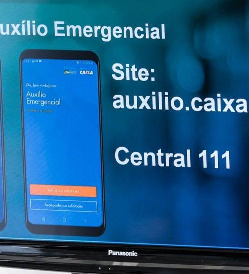 Data da 2ª parcela do auxílio emergencial deve ser anunciada hoje.