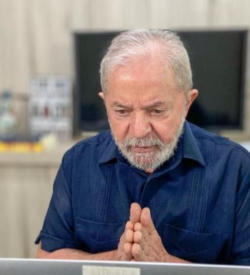 Em julgamento virtual, Tribunal mantem condenação de Lula no caso do sítio a 17 anos de prisão.