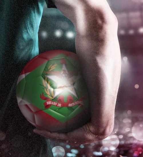Futebol catarinense prepara a volta: como os 10 clubes se organizam para retomar treinos.
