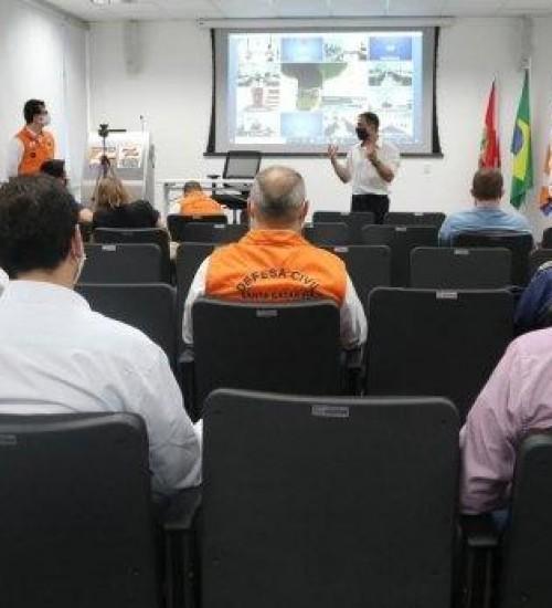 Governo do Estado mobiliza força-tarefa para enfrentar a estiagem em Santa Catarina.