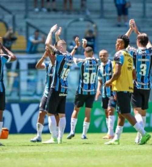Grêmio prepara lançamento do novo uniforme para a próxima semana.