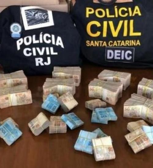 Grupo pode ter atuado para lucrar R$ 16 milhões no caso dos respiradores, indica investigação.