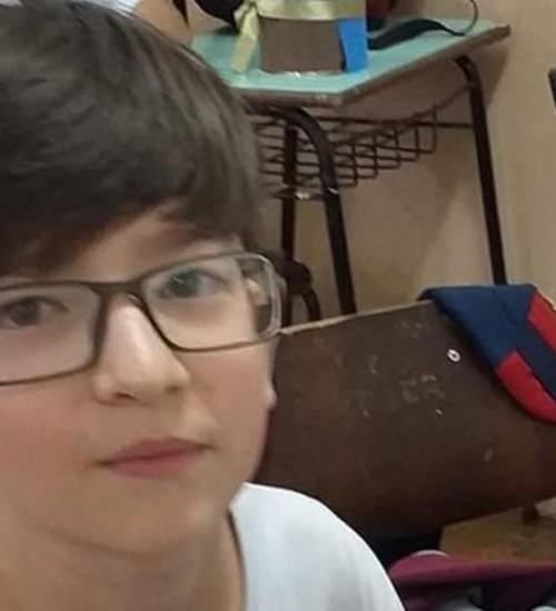 Perícia aponta morte de menino por estrangulamento no norte do RS.