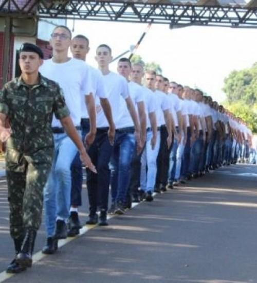 Prazo para o alistamento militar obrigatório é prorrogado até 30 de setembro.