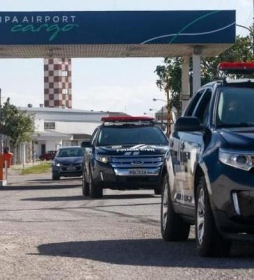 Respiradores devem ser liberados no aeroporto ainda nesta semana, diz delegado da Receita Federal.