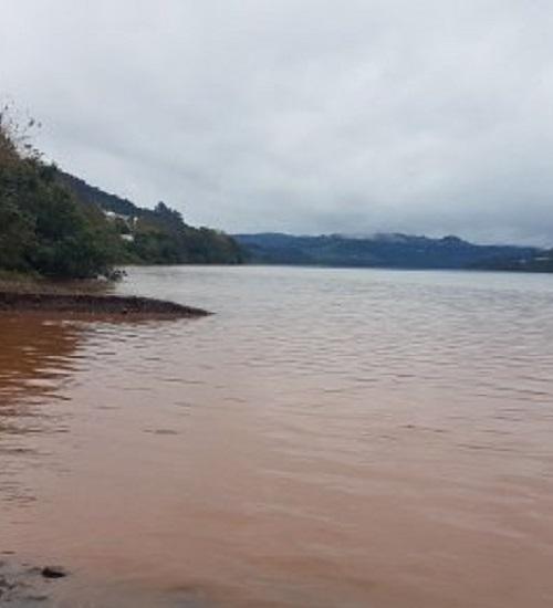 Chuva eleva nível de rios e ameniza estiagem na microrregião.