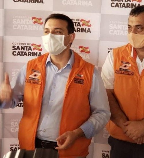 Governador anuncia ajuda emergencial a Descanso e Belmonte e garante liberação de recursos.
