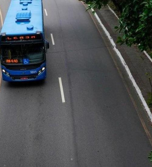 Transporte coletivo intermunicipal será liberado a partir de segunda-feira em SC.