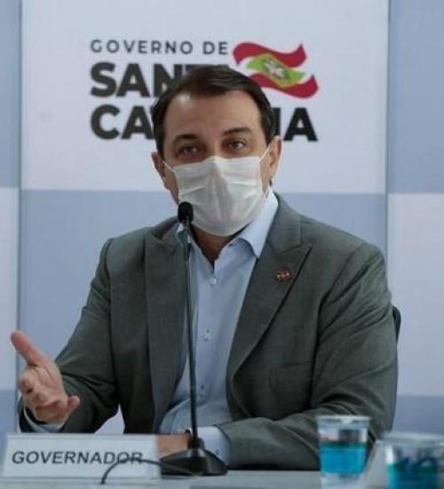 Assembleia Legislativa de Santa Catarina abre processo de impeachment contra governador e vice.
