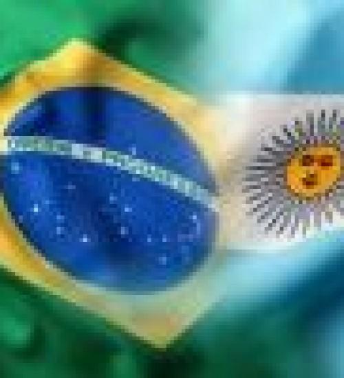 Fábricas deixam a Argentina e migram para o Brasil.