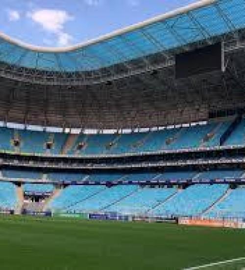 Grêmio registra dois casos assintomáticos da Covid-19 no elenco.