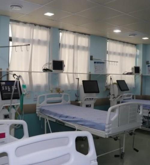 Hospital Regional Terezinha Gaio Basso ativa mais 10 leitos de UTI para Covid-19