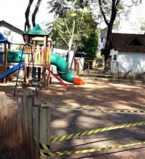 Itapiranga interdita espaços públicos para evitar transmissão do Coronavírus.
