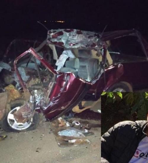 Jovem de Campo Erê morre em grave acidente no RS.