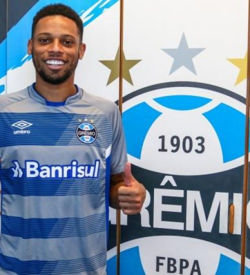 Portaluppi cogita reaproveitar André no time do Grêmio.