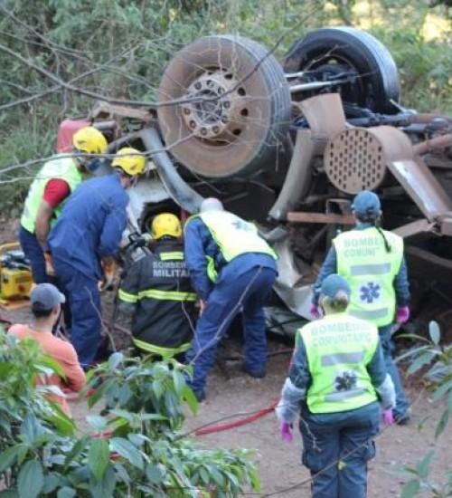 Morre motorista que sofreu grave acidente de trânsito no interior de SMO.