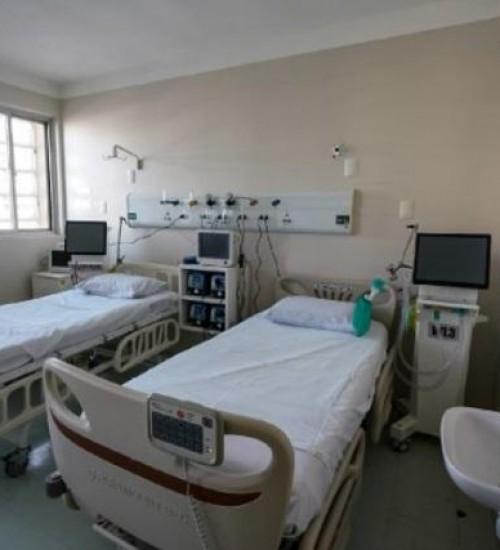 Estado habilita 63 novos leitos de UTI para enfrentamento à pandemia.