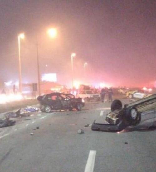 Tragédia na BR-277: Motorista que provocou acidente será autuado por homicídio culposo.
