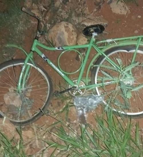 Acidente entre moto e bicicleta deixa três feridos em Iporã do Oeste