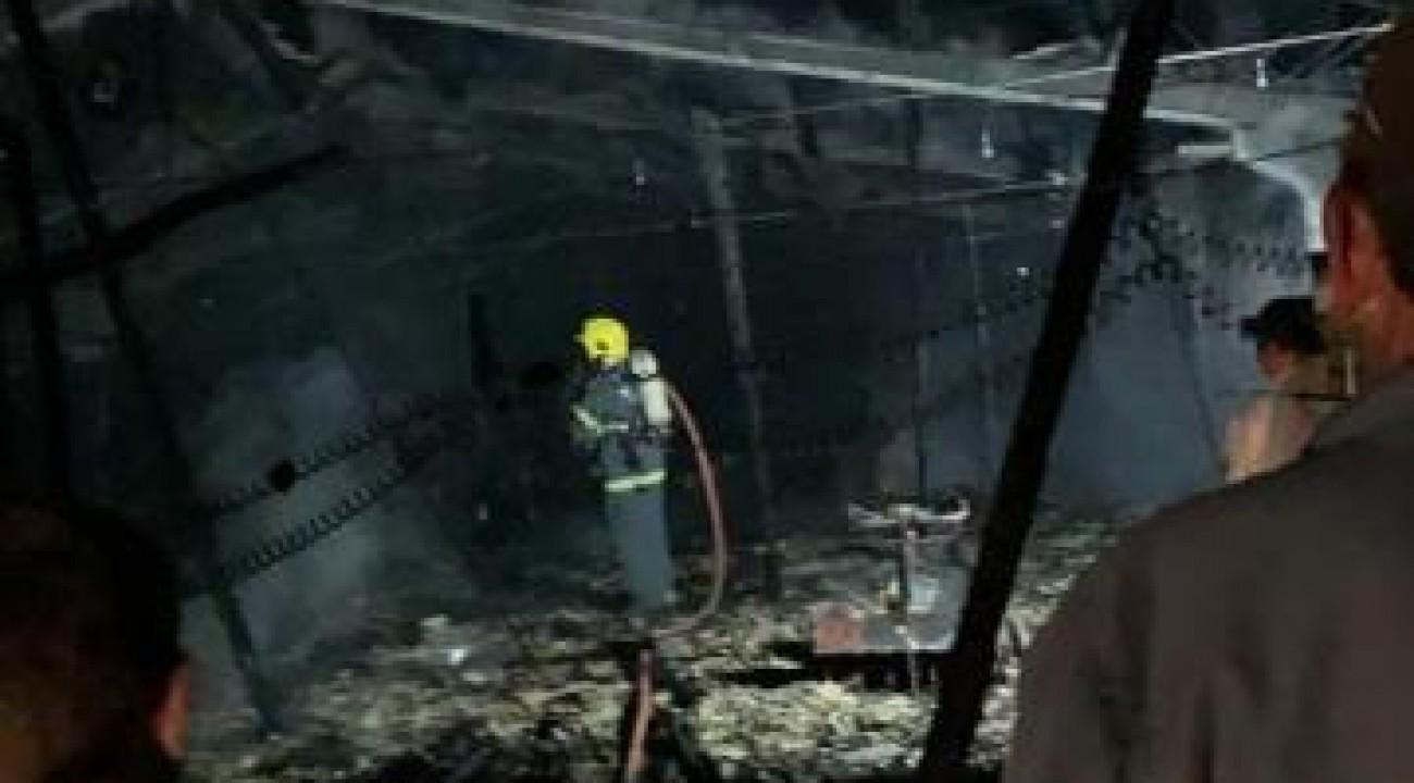 Aviário é destruído por incêndio no interior de São João do Oeste