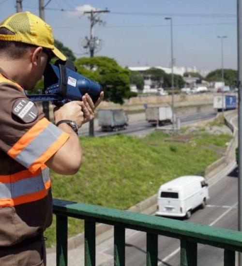 Contran proíbe radar escondido, seja fixo ou móvel